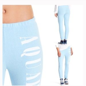 WILDFOX Knox Aqua-Holic Sweatpants XS